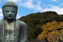 Great Buddha in Kamakura
