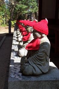 Jizo at Mt. Takao