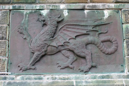 Welsh Dragon, Wales