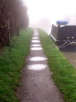 Canal Towpath, Cropredy, England