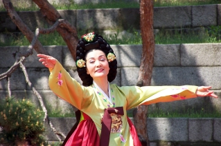 Traditional Korean Dance, Seoul