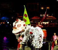 Lion Dance Competition, Singapore