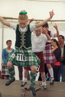 Highland Dance Competition, Scotland