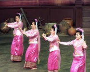 Traditional Thai Dance, Bangkok