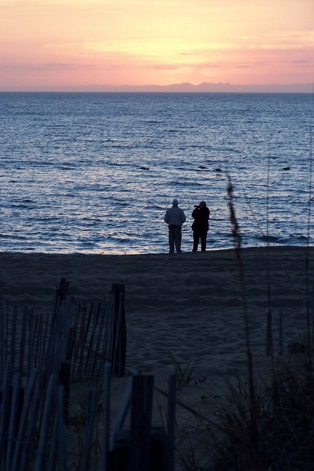 Sunset photographers, Outer Banks, NC