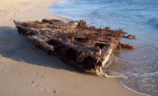 Shipwreck, Outer Banks, NC