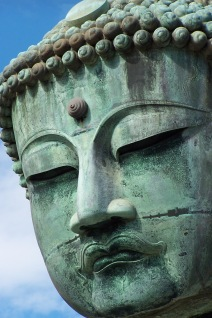 Daibutsu, The Great Buddha, Kamakura