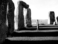 Shadows of Stonehenge, England
