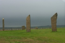 I want to hear more about what happened to the rest of the stones in this oldest stone circle in Scotland.