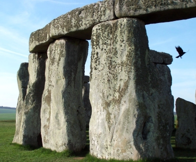 Most famous stones on earth? Stonehenge, England