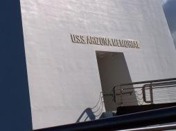Entrance to memorial