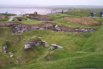 Overview of the Skara Brae site