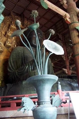 The Great Buddha, 49.1 feet tall